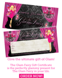 Give the Gift of Glam!