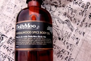 Dolly Moo Body Oil