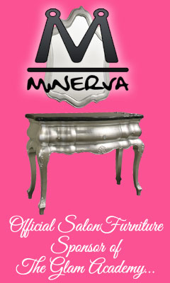 Minerva Salong Furniture - Official Sponsor of The Glam Academy