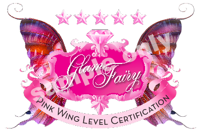 Pink Wings Certification Level